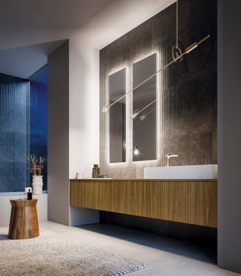 Notre nouvelle gamme de meubles pour la salle de bains est dévoilée
