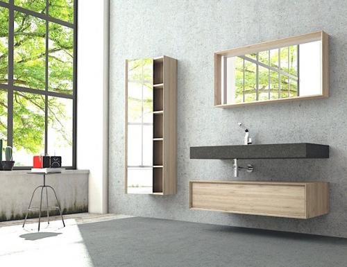 Meuble de salle de bains design lille douai lens le - Meubles salle de bains design ...