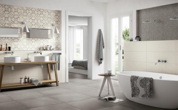 Baignoire îlot salle de bains Nord-Pas-de-Calais