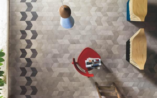 Carrelage céramique sol et mur