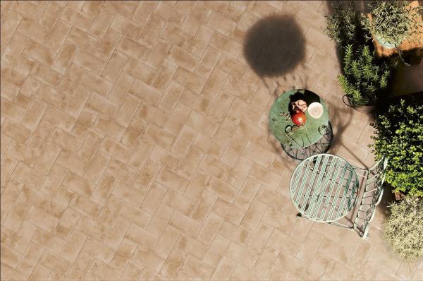 Carrelage sol terrasse