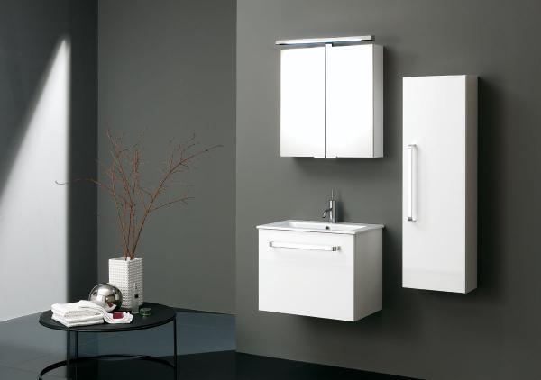 Ensemble de meubles de salle de bains - petit format