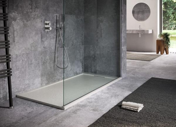 Receveur de douche rectangulaire