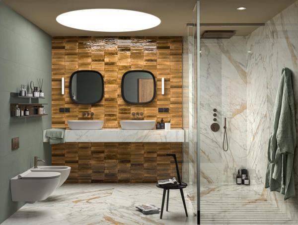 Inspiration tendance pour salle de bains
