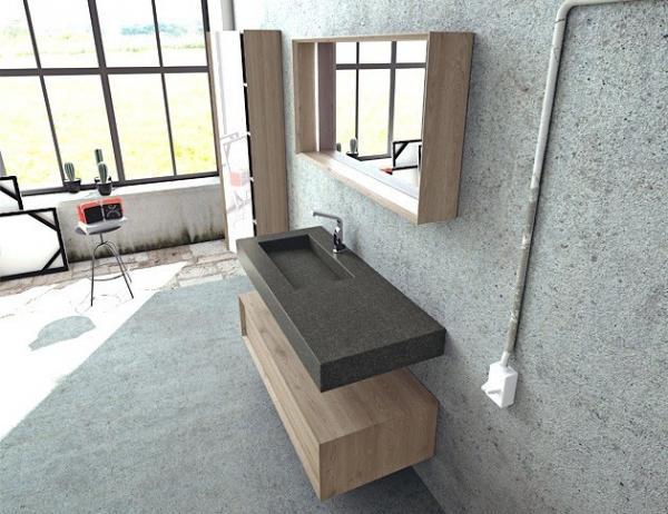 Meuble de salle de bains design