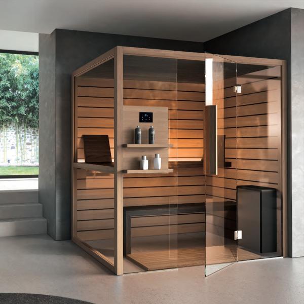Sauna tendance