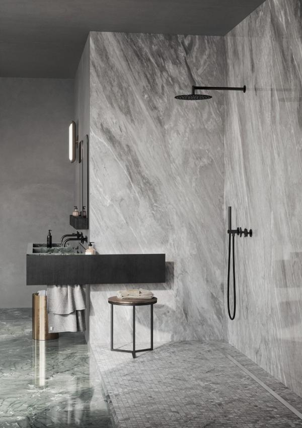 Carrelage imitation marbre