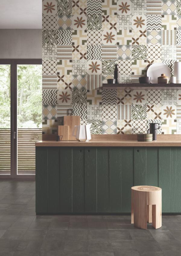 Carrelage mural décoratif pour la crédence de votre cuisine