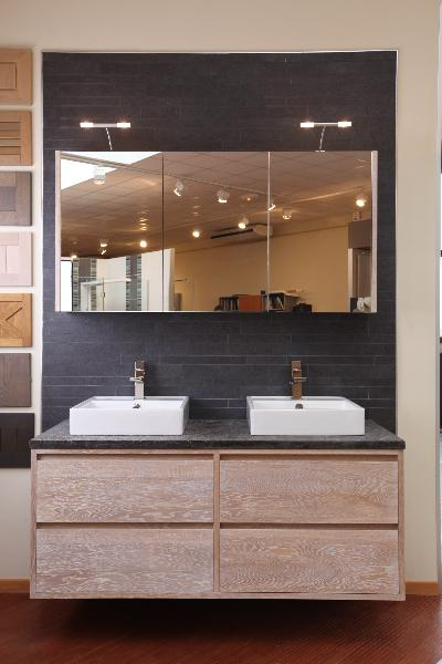 meuble ch ne double vasque lille douai lens le touquet. Black Bedroom Furniture Sets. Home Design Ideas