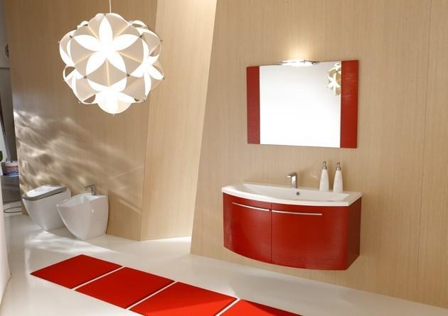 Meuble salle de bain suspendu Lille Douai Lens Le Touquet