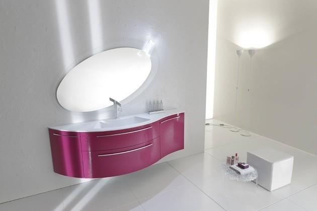 Meubles salle de bains lille douai lens le touquet - Specchi particolari per bagno ...