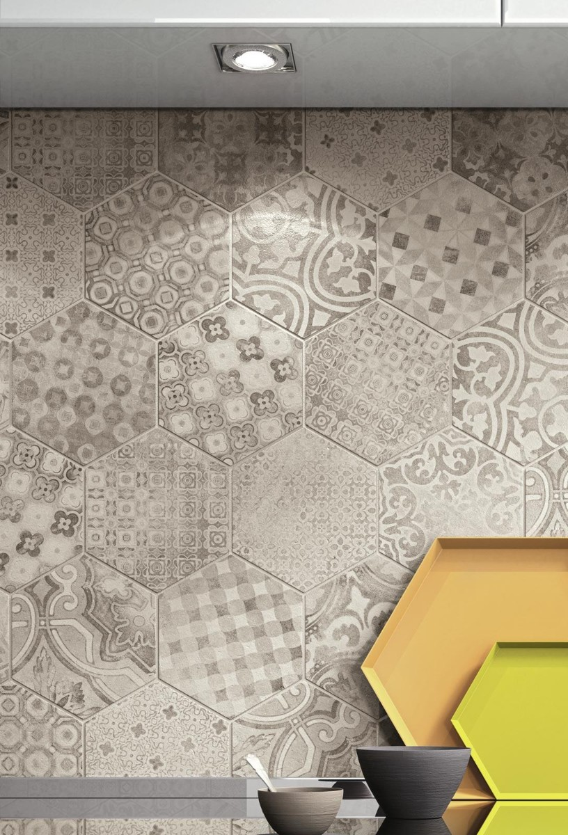 Carrelage Hexagonal Avec Motifs Lille Douai Lens Le Touquet