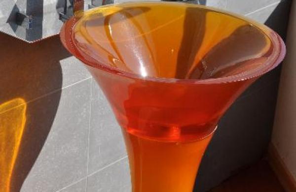 Vasque calice