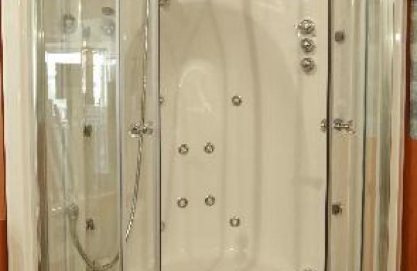 Cabine douche hydro