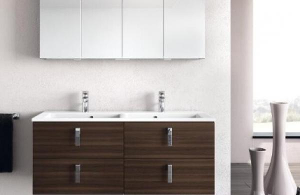 Meuble tiroirs salle de bains