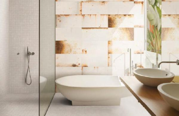 L'esprit loft : une salle de bains ultra moderne