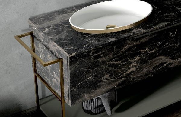 meuble de salle de bains tendance