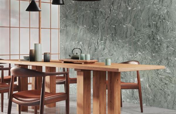 Carrelage imitation marbre pour sol et mur très grand format