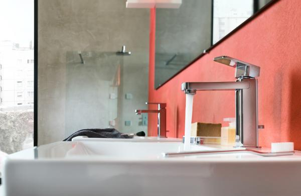 Robinetterie Vasque rectangulaire
