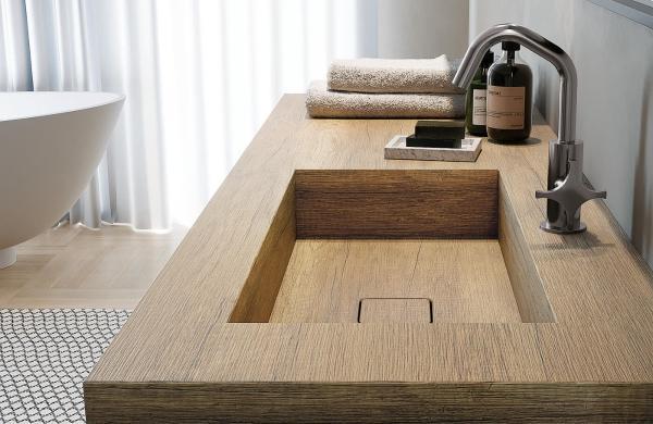 Robinetterie tendance pour salle de bains